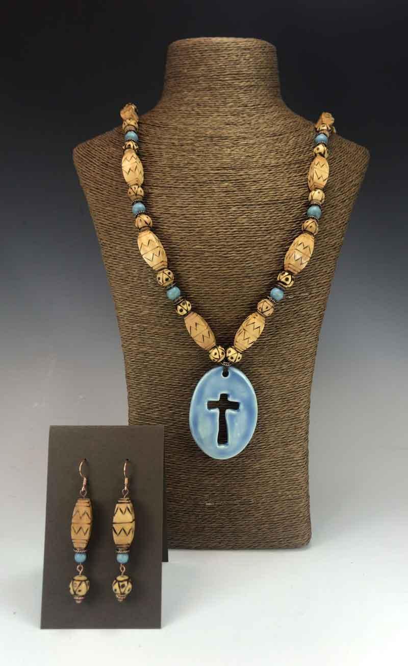 Katy Did necklace set