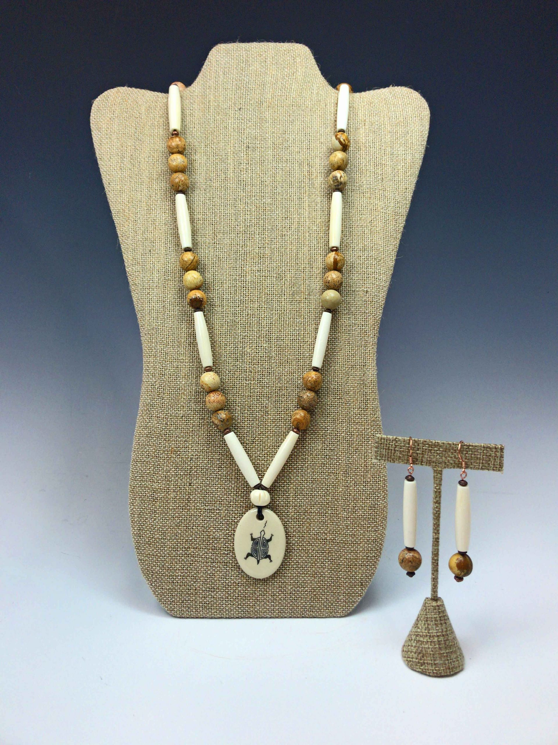 Lucille Necklace Set