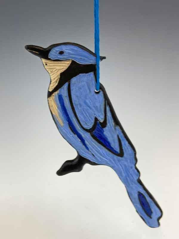 BlueJay-ornament