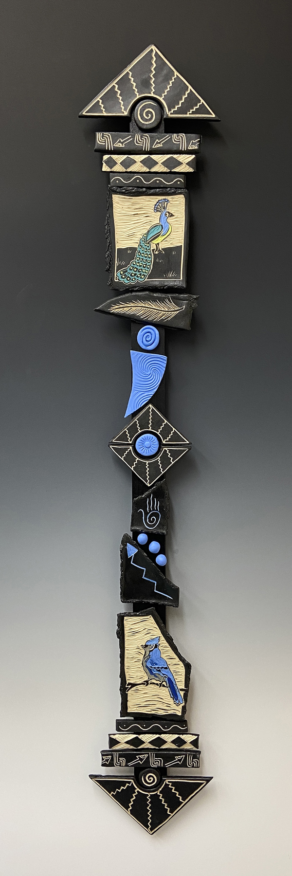 Living Life with Honor totem stick